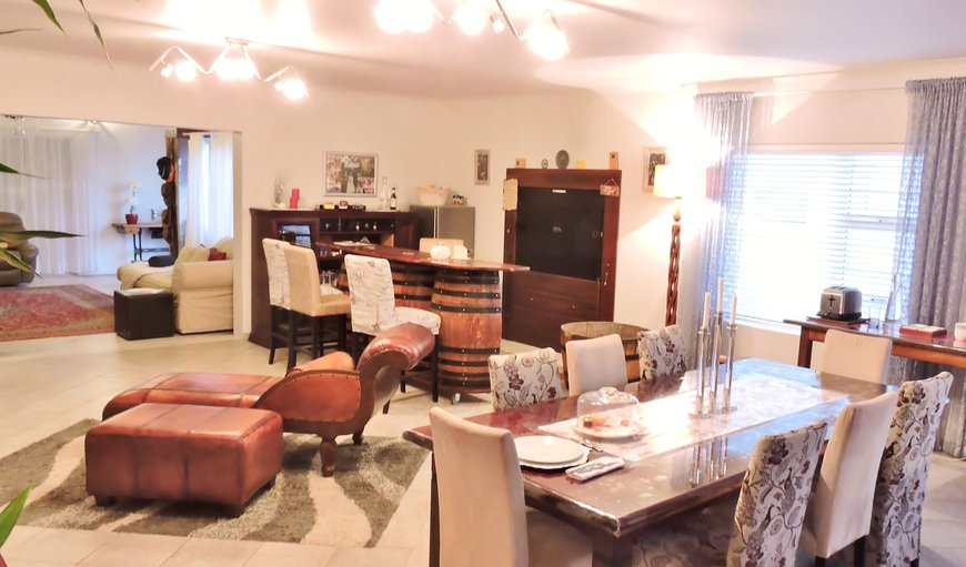 Exousia Bed & Breakfast: Shared Dining area in Swakopmund, Erongo, Namibia
