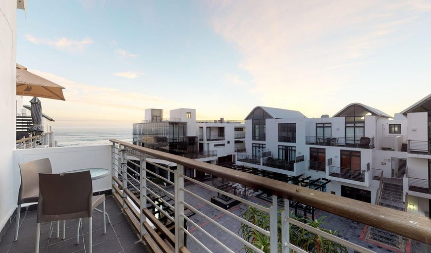 Balcony in Big Bay, Cape Town, Western Cape, South Africa
