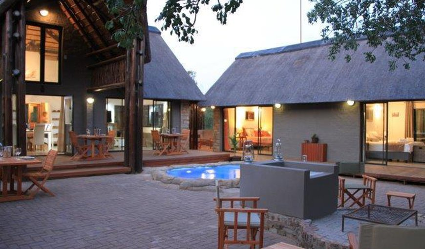 Swiblati Lodge outside in Hoedspruit, Limpopo, South Africa