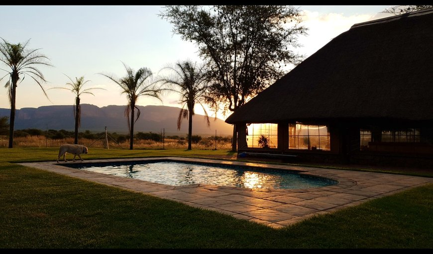 Welcome to Cluster Leaf Bush Lodge in Sterkrivier, Limpopo, South Africa