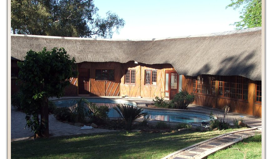 Welcome to Bel Paese Guest Lodge in Kempton Park, Gauteng, South Africa