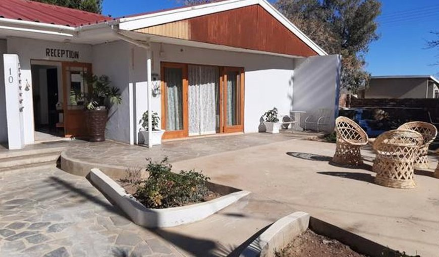 Welcome to Akkerdam B&B. in Calvinia, Northern Cape, South Africa