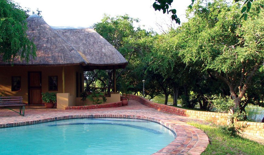 Dinizulu Lodge in Hluhluwe, KwaZulu-Natal , South Africa