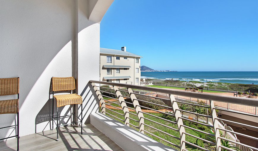 Balcony in Bloubergstrand, Cape Town, Western Cape, South Africa