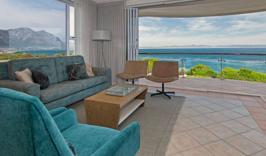 tv room in Hermanus, Western Cape, South Africa