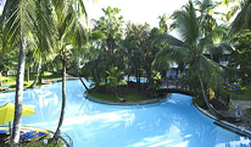 The Whitesands Beach Resort in Mombasa, Coast, Kenya