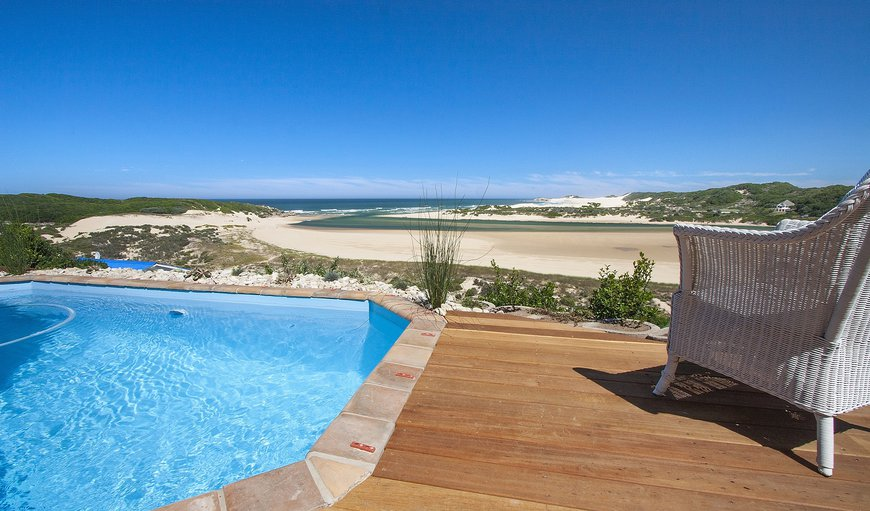 The Oyster Box Beach House offer spectacular views in Kenton-on-sea, Eastern Cape, South Africa