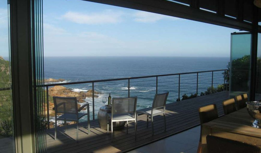 A dream house by the sea in Pezula, Knysna, Western Cape, South Africa