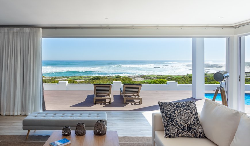 Living Room in Yzerfontein, Western Cape, South Africa