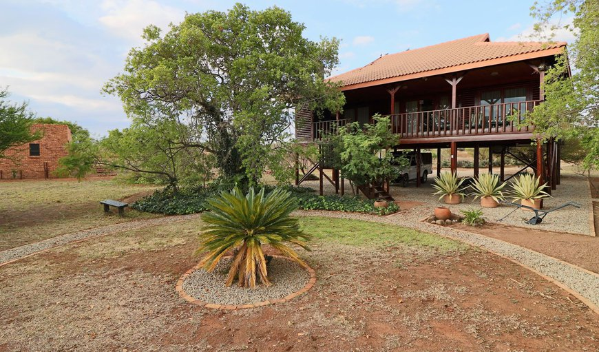 Welcome to Tata Farm Game Lodge in Dinokeng Game Reserve, Gauteng, South Africa