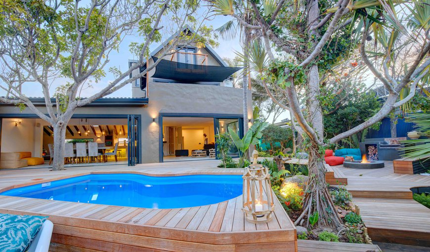 Welcome to Villa Sol in Wilderness, Western Cape, South Africa