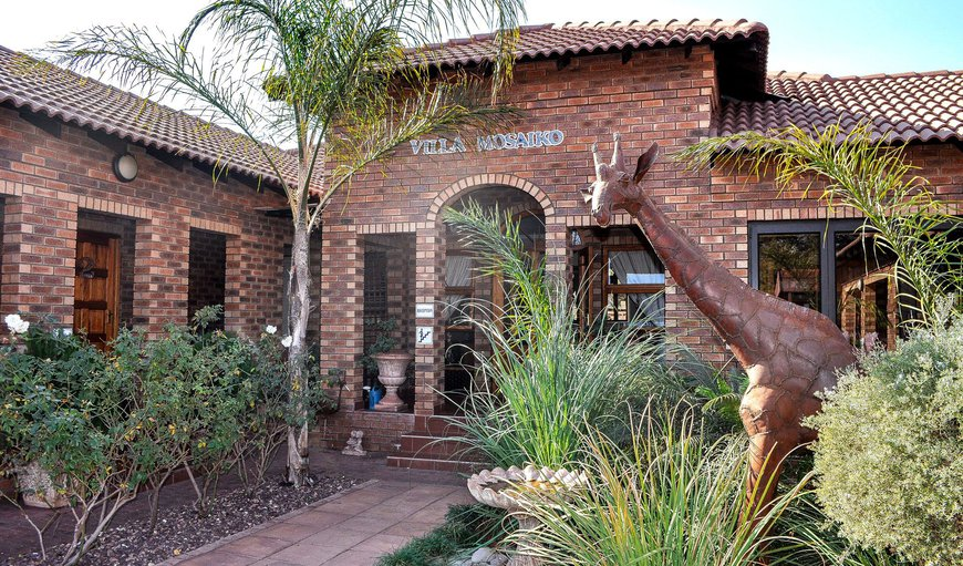 Welcome to Villa Mosaiko in Kathu, Northern Cape, South Africa