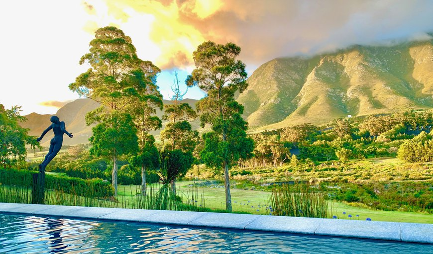 Welcome to The Guardian, Coch-y-Bondhu Country Cottages in Hemel En Aarde Valley, Hermanus, Western Cape, South Africa