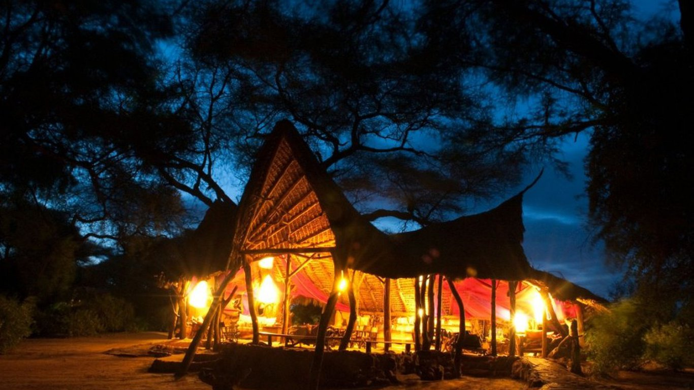 Elephant Watch Camp In Samburu Reserve Best Price Guaranteed