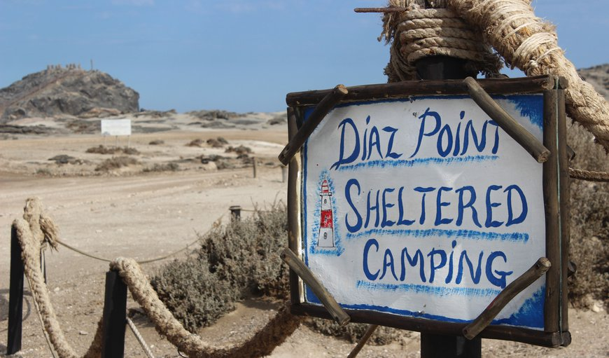 Welcome to Diaz Point Sheltered Camping in Luderitz , Karas, Namibia