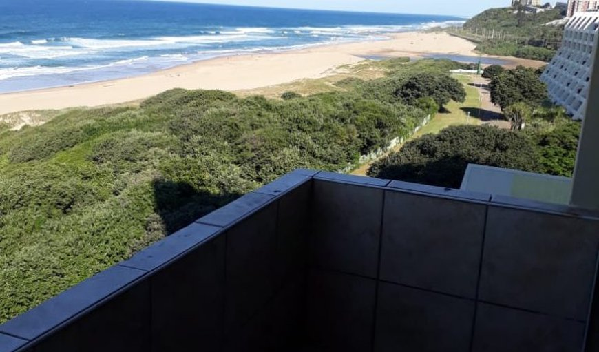Afsaal Holiday Flat 608 have amazing views in Amanzimtoti, KwaZulu-Natal, South Africa