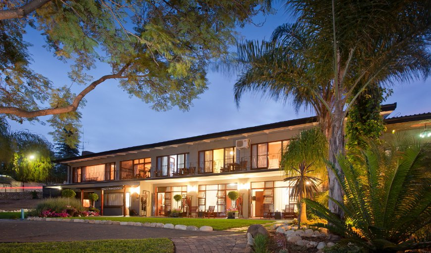 Miles B&B Guest House in Oudtshoorn, Western Cape , South Africa