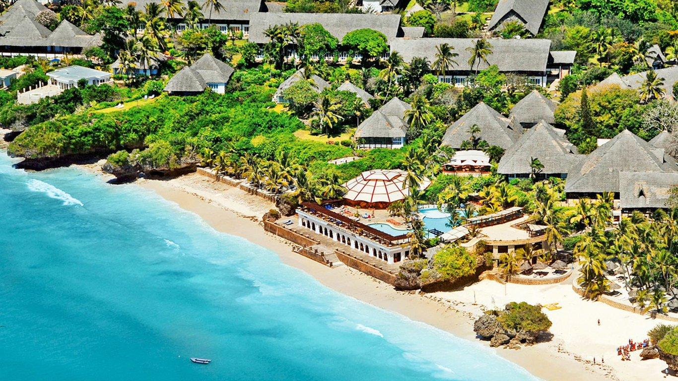 Thb Leopard Beach Resort Spa Hotel In