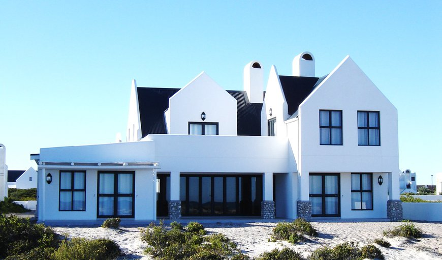 Rocherpan in Dwarskersbos, Western Cape, South Africa