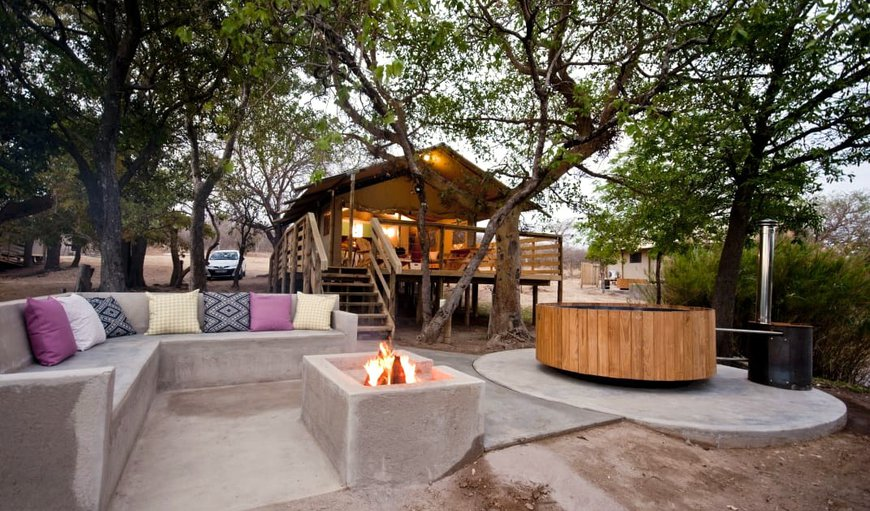 Welcome at AfriCamps at Hoedspruit in Limpopo and the Greater Kruger area. in Hoedspruit, Limpopo, South Africa