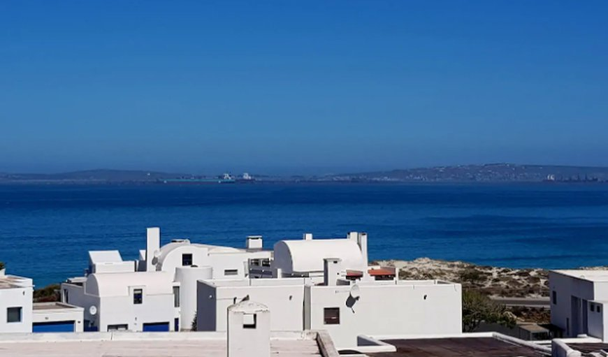 Views from balcony in Langebaan, Western Cape, South Africa