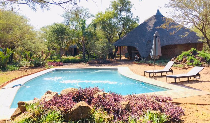 pool and common area in Gaborone, South East District, Botswana