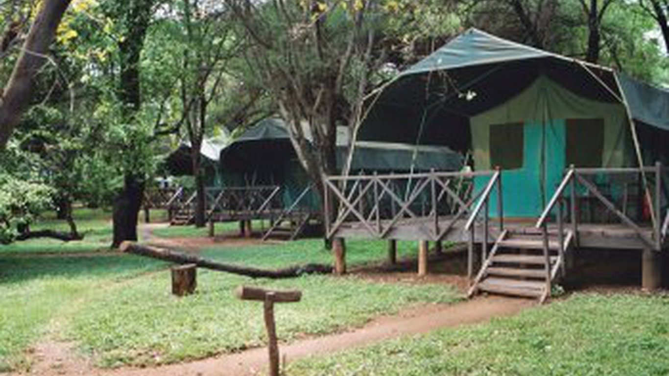 Larsens Tented Camp In Isiolo