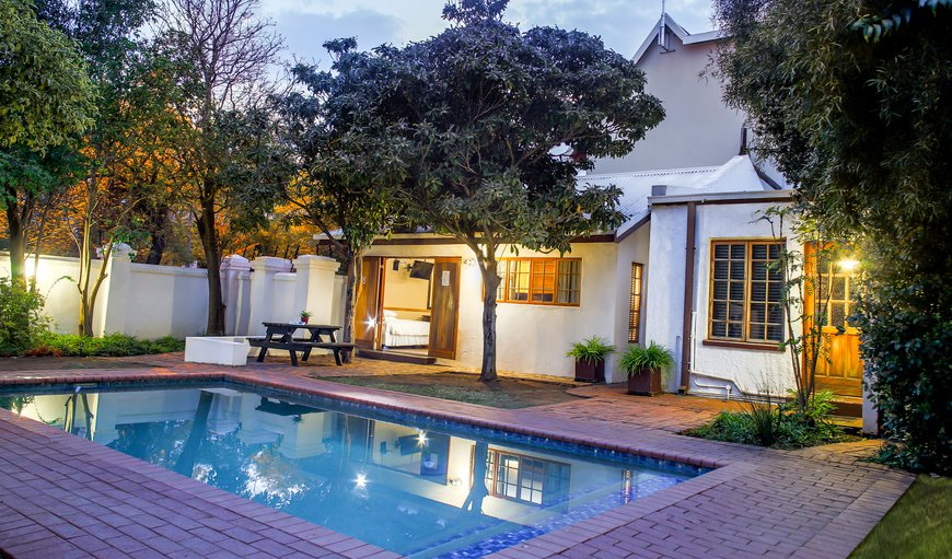 Welcome to Nobis House in Bloemfontein, Free State Province, South Africa