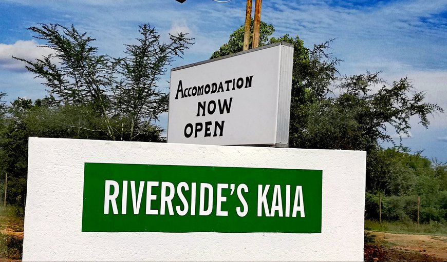 Welcome to Riverside's kaia in Hazyview, Mpumalanga, South Africa