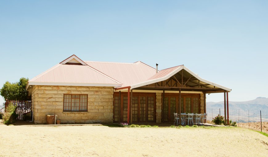 Welcome to Ruconu Guest Farm in Clarens, Free State Province, South Africa