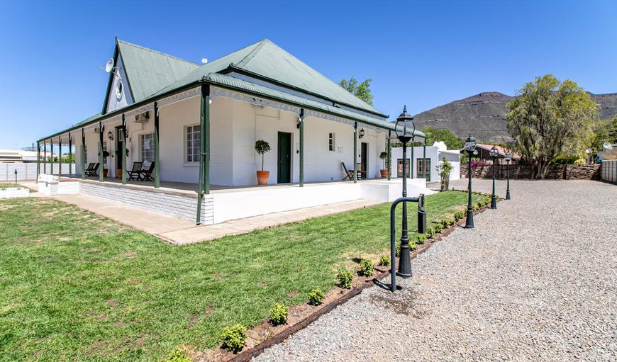 Welcome to Victorian Square in Graaff Reinet , Eastern Cape, South Africa
