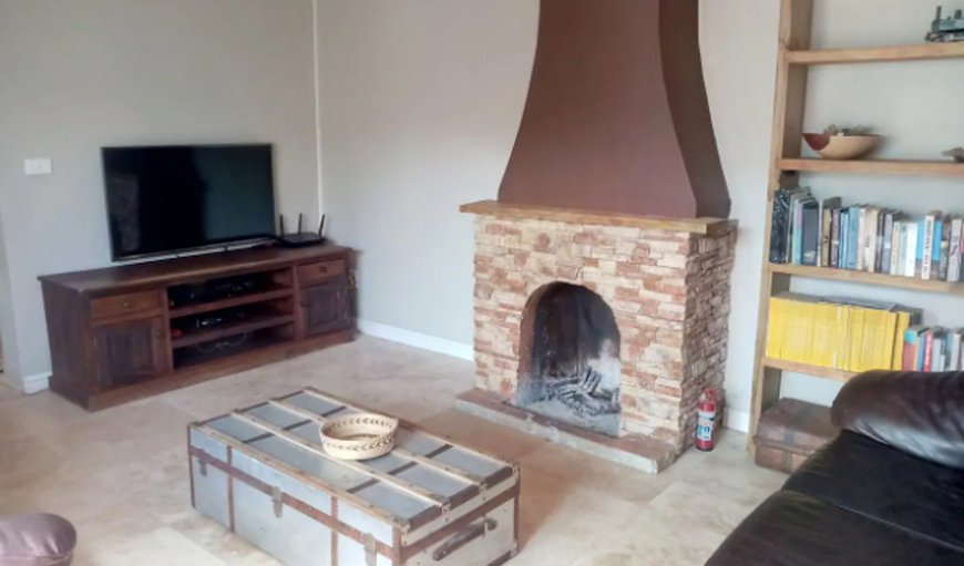 Cosy fireplace for those cold winter evenings