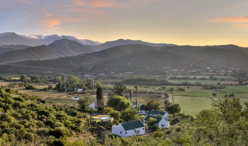 Berluda Farmhouse & Cottages in Buffelsdrift, Oudtshoorn, Western Cape, South Africa