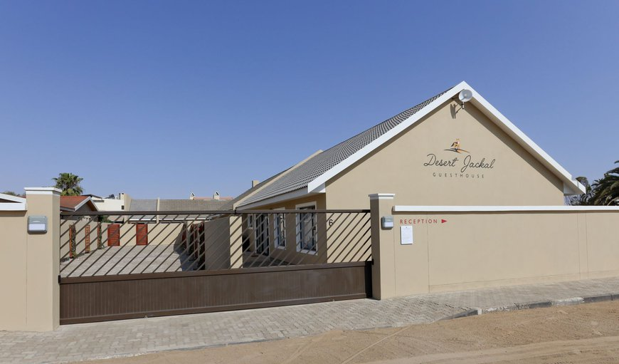 Welcome to Desert Jackal Guesthouse in Swakopmund, Erongo, Namibia