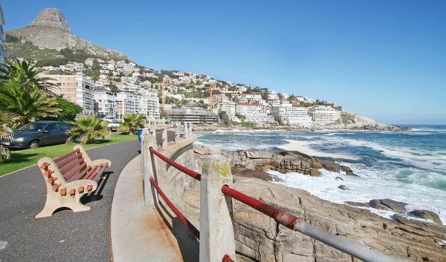 Welcome to Bantry Beach in Bantry Bay, Cape Town, Western Cape, South Africa