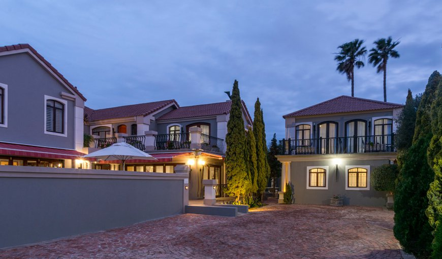 Welcome to Villa Tuscana in Port Elizabeth, Eastern Cape, South Africa