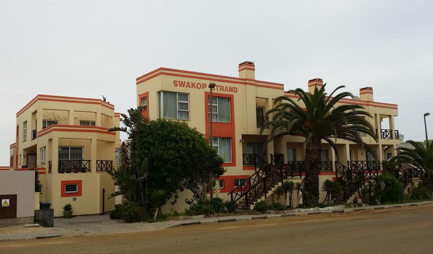 Welcome to Swakop Strand Apartments in Swakopmund, Erongo, Namibia