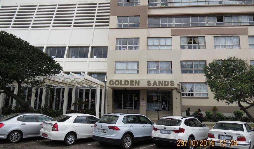 Welcome to Golden Sands Apartments in North Beach , Durban, KwaZulu-Natal, South Africa