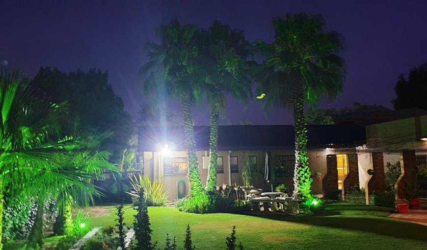 Welcome to Roosmaryn Guest House in Jim Fouchepark, Welkom, Free State Province, South Africa