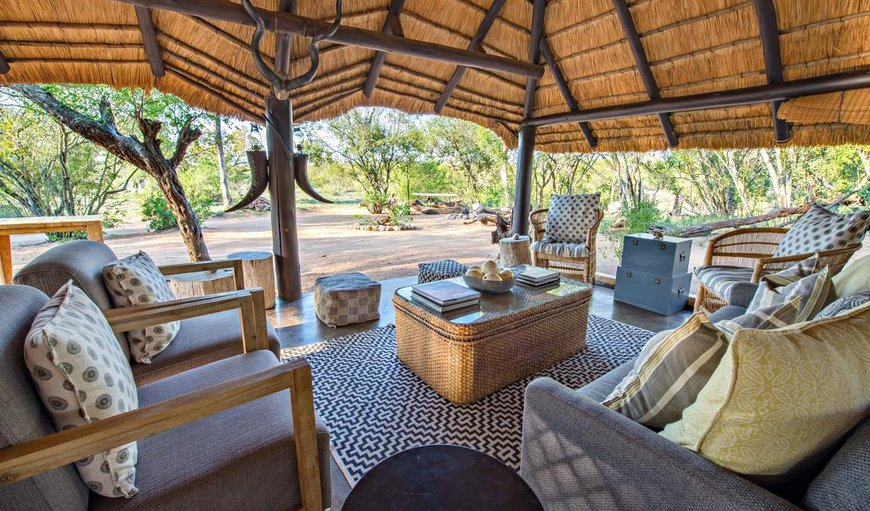 Welcome to Pungwe Bush Camp  in Manyeleti Game Reserve, Mpumalanga, South Africa