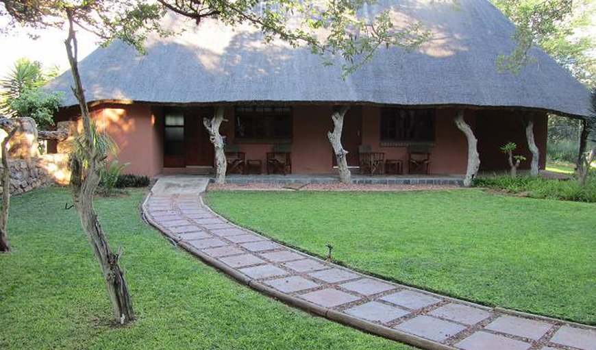 Bushmen/San Village Safari Lodge & Tented Camp in Lephalale (Ellisras), Limpopo, South Africa