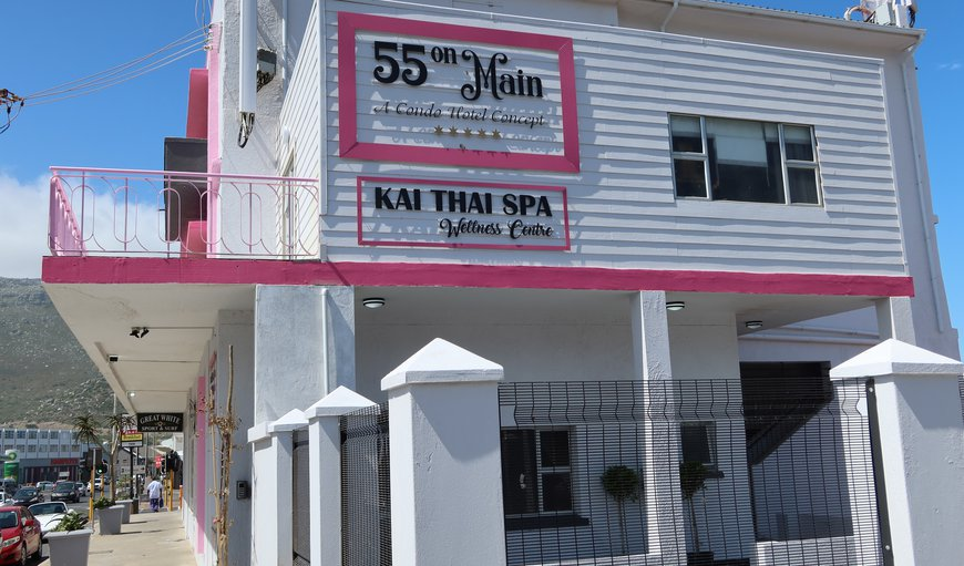 Welcome to 55 On Main in Fish Hoek, Cape Town, Western Cape, South Africa