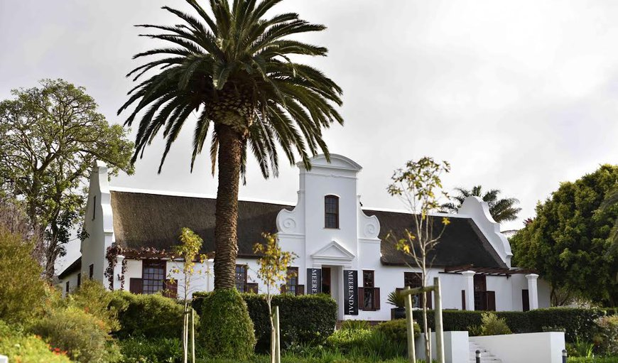 Welcome to Meerendal Boutique Hotel in Durbanville, Cape Town, Western Cape, South Africa