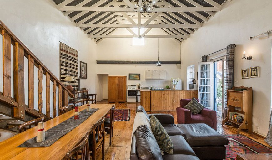 Welcome to the gorgeous Bartholomew's Loft in Grahamstown, Eastern Cape, South Africa