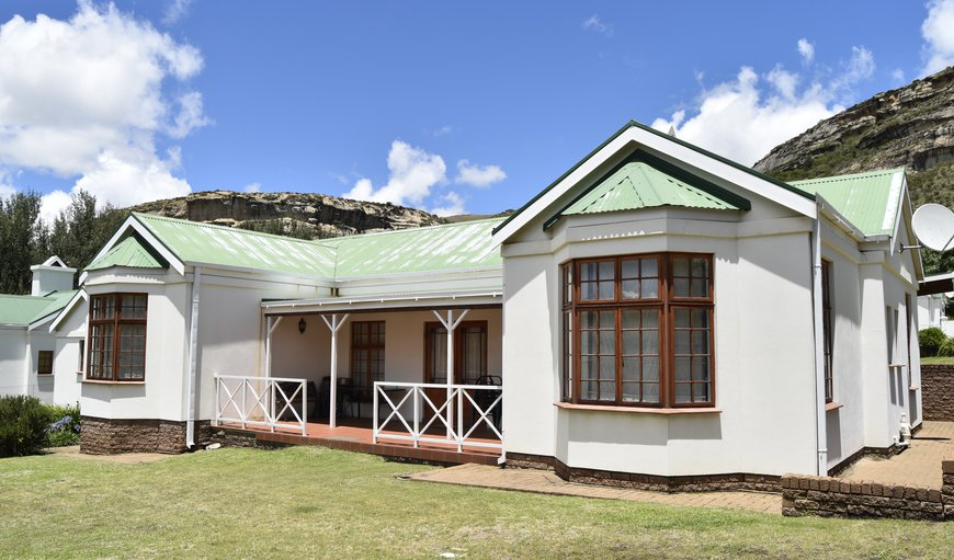 Welcome to 3 Gino's Park in Clarens, Free State Province, South Africa