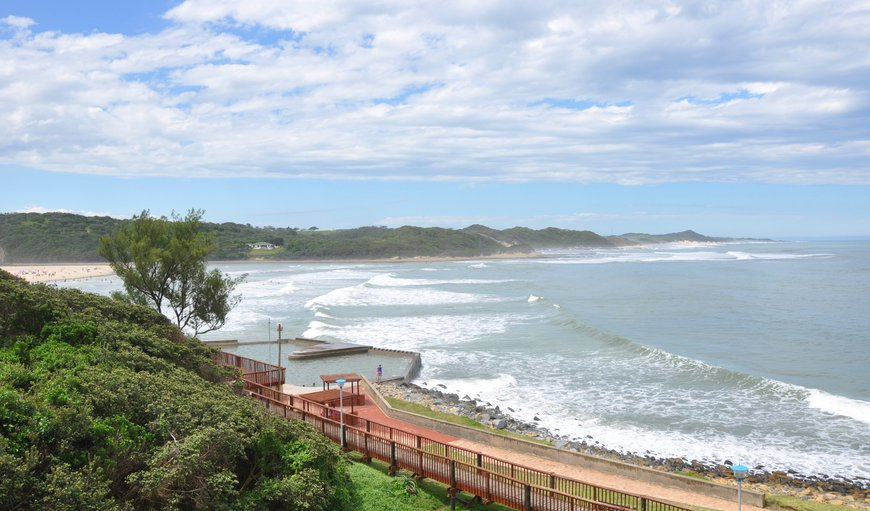 Welcome to Coogee Bay Beachfront Apartment in East London, Eastern Cape, South Africa