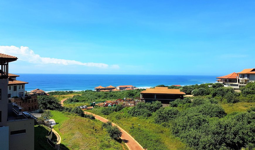 The beautiful setting of the Zimbali Four Sleeper Luxury Apartment in Ballito, KwaZulu-Natal, South Africa