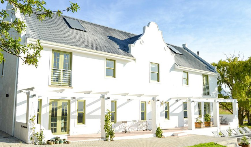 Welcome to Maison Montagne in Franschhoek, Western Cape, South Africa