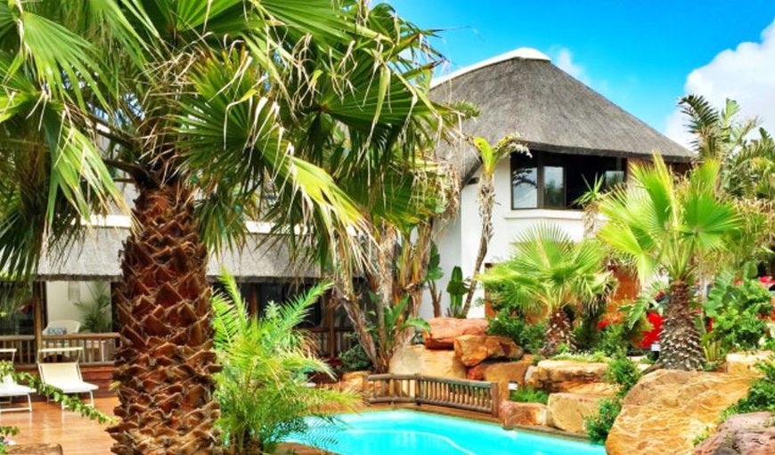 Welcome to The Beach House in St Francis Bay, Eastern Cape, South Africa