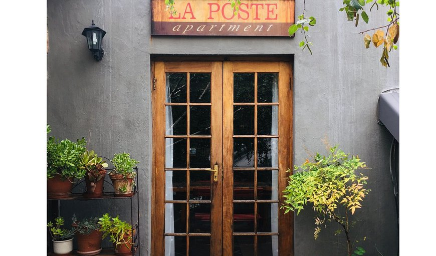 Welcome to La Poste in Clarens, Free State Province, South Africa